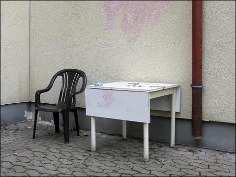 Personal-Pausen-Platz (Marktkauf Fürth)