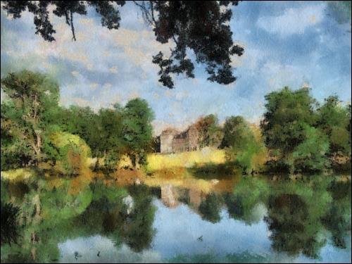 Stil 'Cezanne'