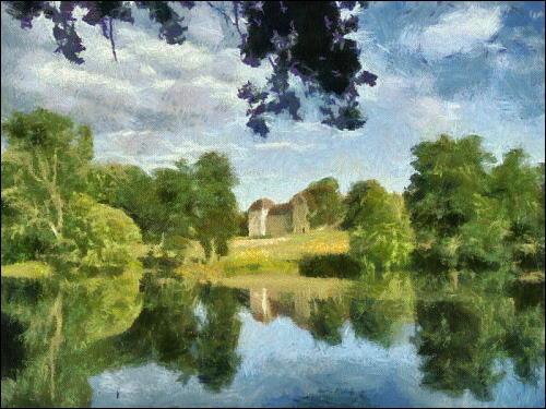 Stil 'Monet'