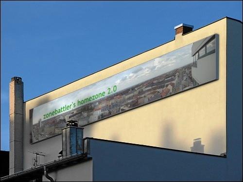 fiktives zonebattler-Banner