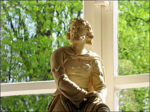 Fenstergucker im Schloß Essenrode