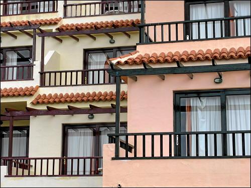 uniforme Appartment-Anlage in El Socoro