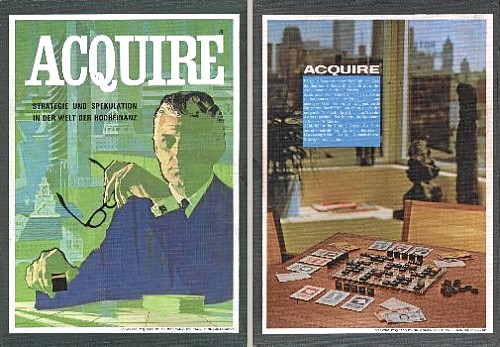 Acquire-Schuber