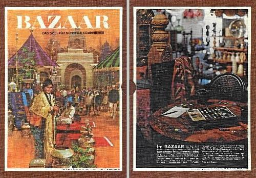 Bazaar-Schuber