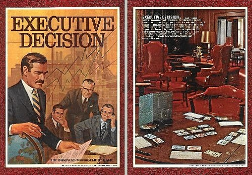 Executive Decision-Schuber