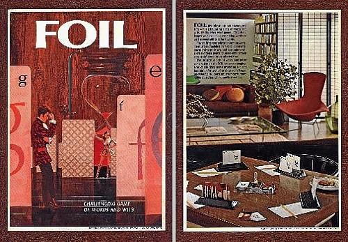 Foil-Schuber