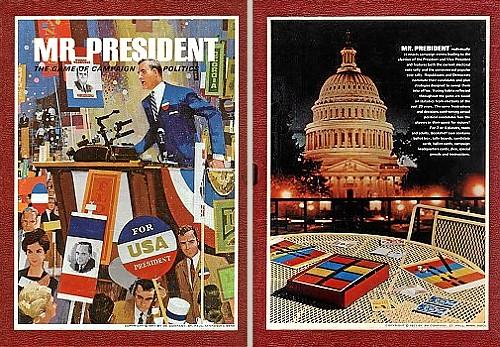 Mr. President-Schuber
