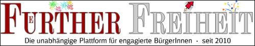 Titelgrafik der 'Fürther Freiheit' zum Jahreswechsel
