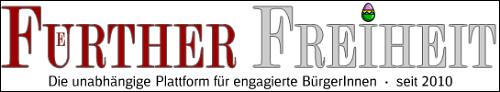 österliche Titelgrafik der 'Fürther Freiheit'