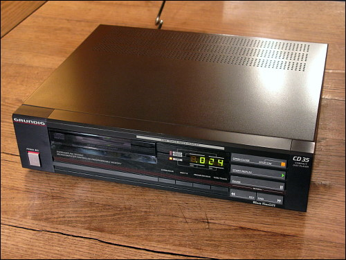 CD-Player GRUNDIG CD 35