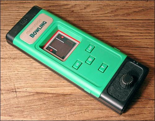 Gameboy-Vorläufer MB MicroVison von 1979