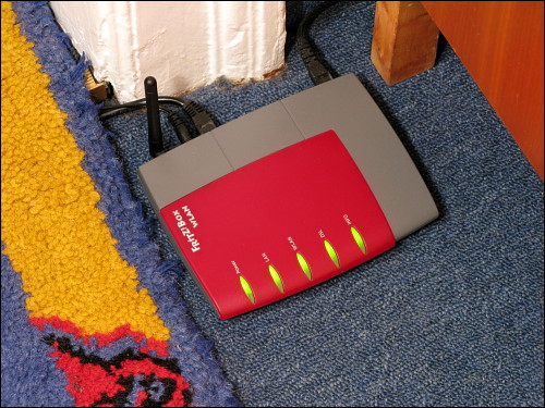 zonebattler's FRITZ!Box WLAN 3170