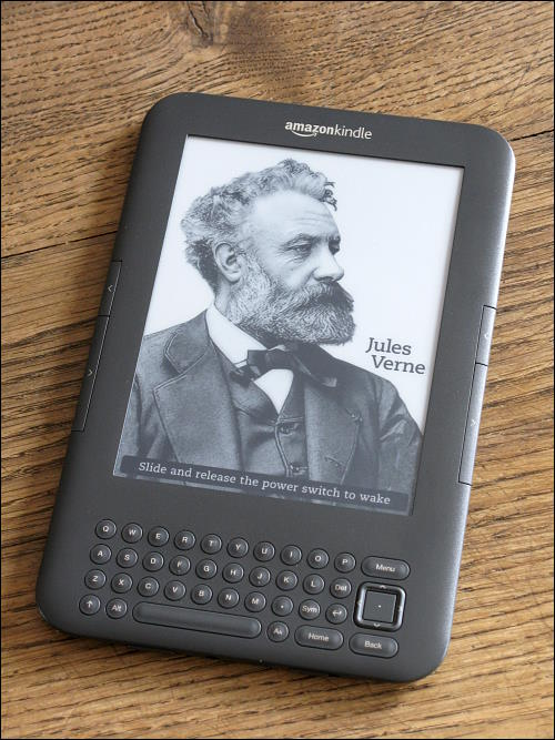eBook-Reader Amazon Kindle der 3. Generation