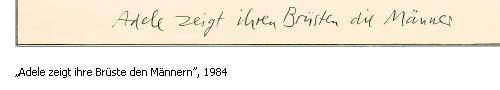 richtiges Bild, falsche Unterschrift