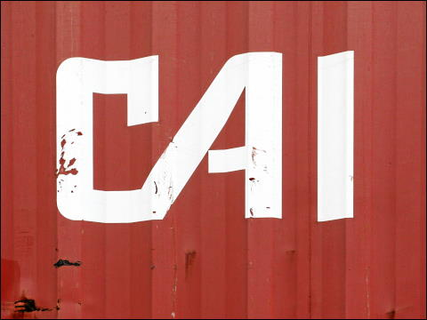 Container der CAI International