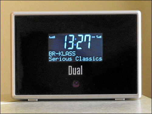 Dual DAB 1A Digitalradio