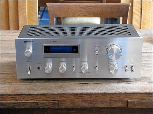 Verstärker Pioneer SA-608 von 1979