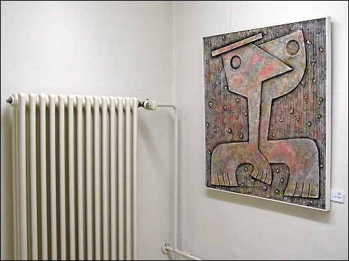 »Bilder aus Beton« von Egon Junge