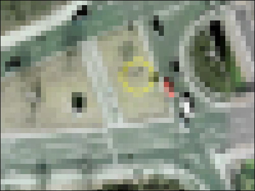 Luftbild Nr. 2, aufgenommen am 13.03.2006