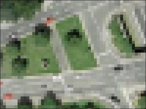 Luftbild Nr. 3, aufgenommen angeblich am 01.01.2009