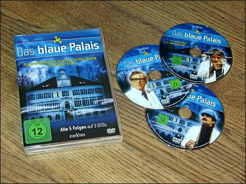 DVD-Box »Das blaue Palais«