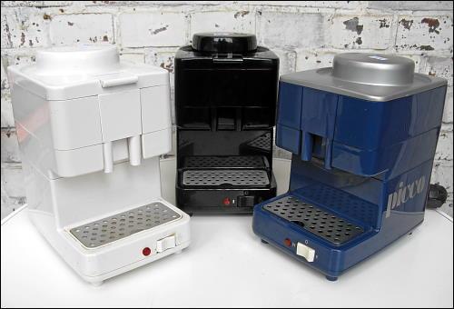 Picco espressomaschine ciclonetta radio vitaliende for Picco espressomaschine