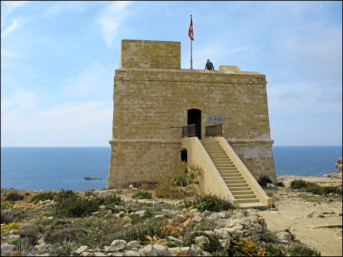 Der Dwejra Tower