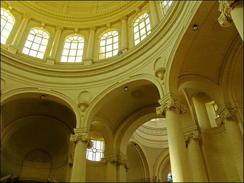 Innenansicht der Kirche von Xewkija
