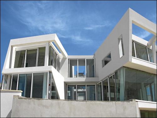 unfertige Luxus-Wohnungen