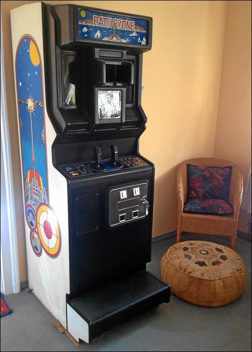 Atari-Spielautomat »Battlezone«