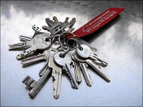 zonebattler's Schlüsselbund