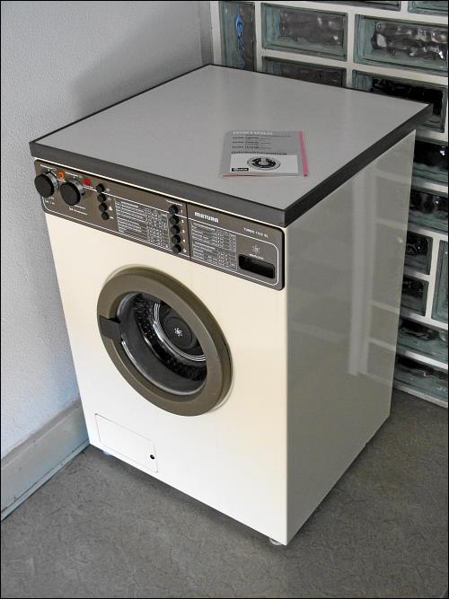 Waschtrockner Quelle Matura Turbo 1102SL