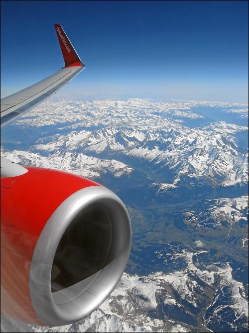 zonebattler's Flug in den Urlaub 2014