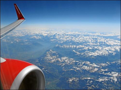 Mit Flug AB7530 von Nürnberg nach Palma de Mallorca
