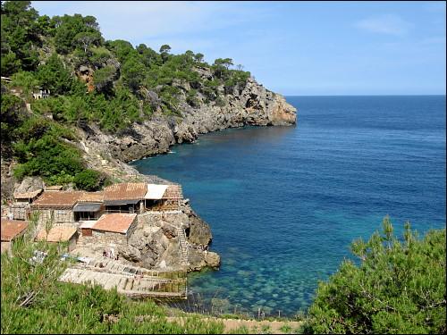 Bucht bei Llucalcari