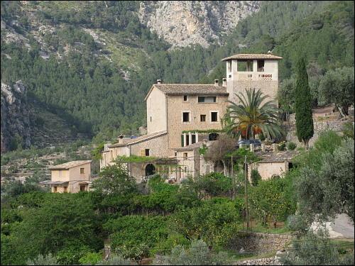 Landhaus zwischen Sóller und Port de Sóller