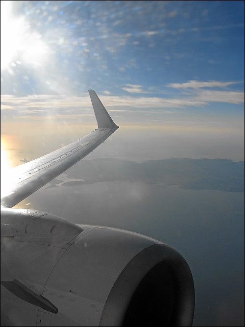 Abschied von den Balearen und ab nach Hause