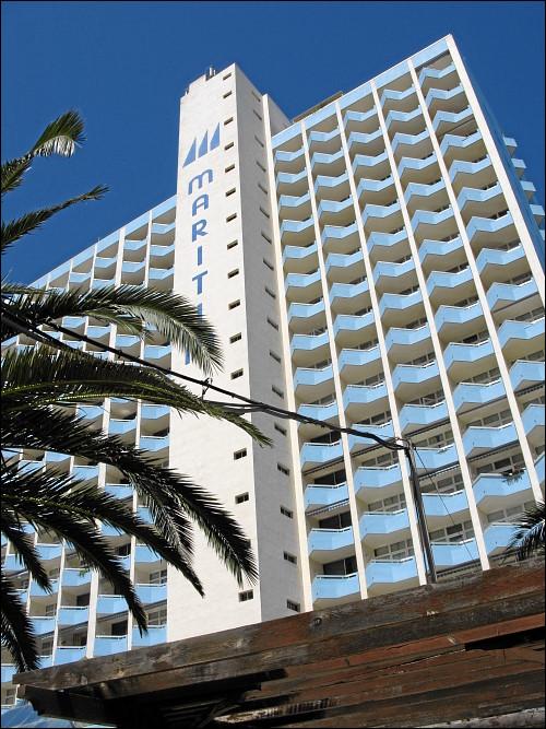 Hotel Maritim bei Punta Brava