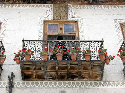 Die Casa de Los Balcones