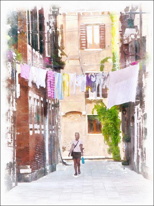 Venedigs schäbige Schönheit