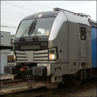 Lokomotive Siemens Vectron