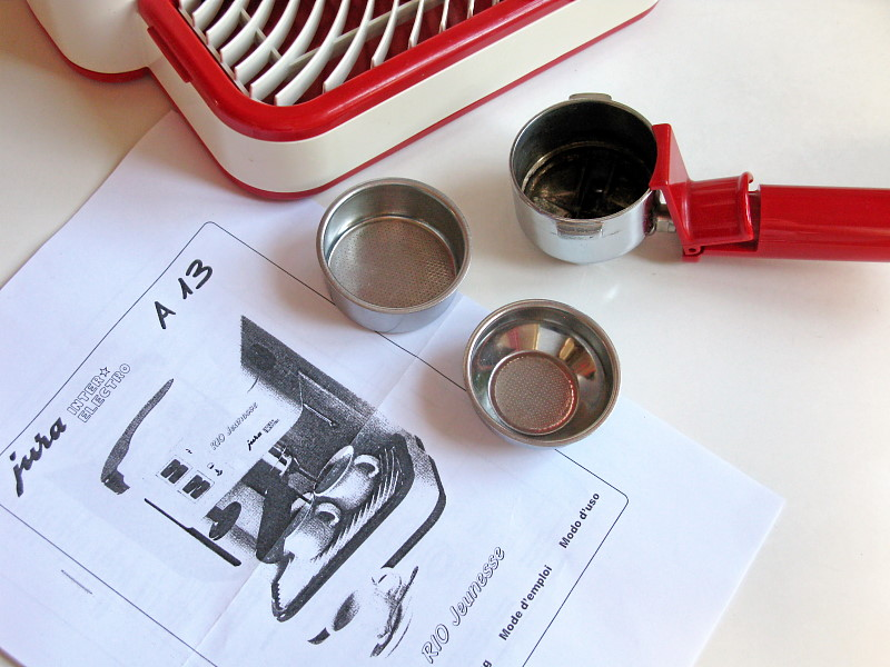Espressomaschine Jura Rio Jeunesse (Foto: Ralph Stenzel)