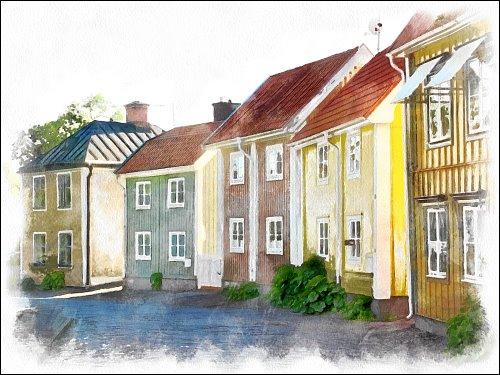 Impressionen aus Südschweden