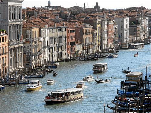 Impressionen aus Venedig und von der Kunst-Biennale 2017