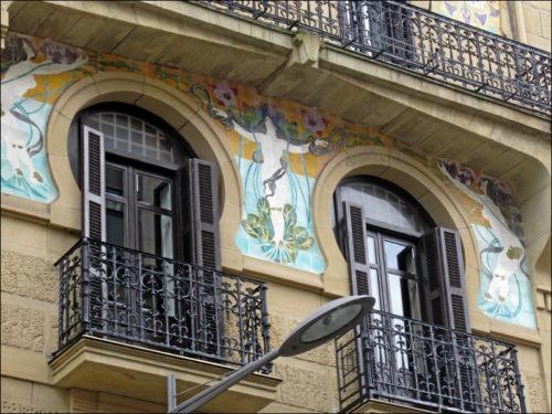Impressionen aus Donostia