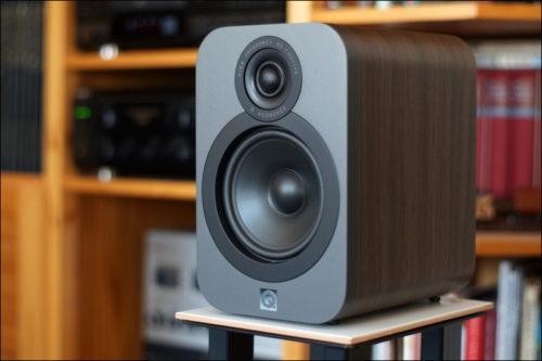 Klein, fein und mein: Q Acoustics 3020