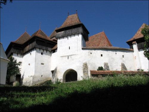 Die Kirchenburg von Viscri (Deutsch-Weißkirch)