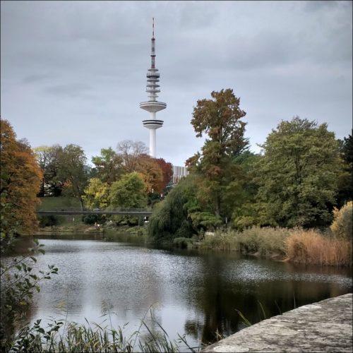 Impressionen aus dem herbstlichen Hamburg