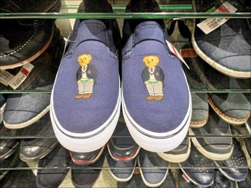 Elegante Schuhe für den infantilen Herrn
