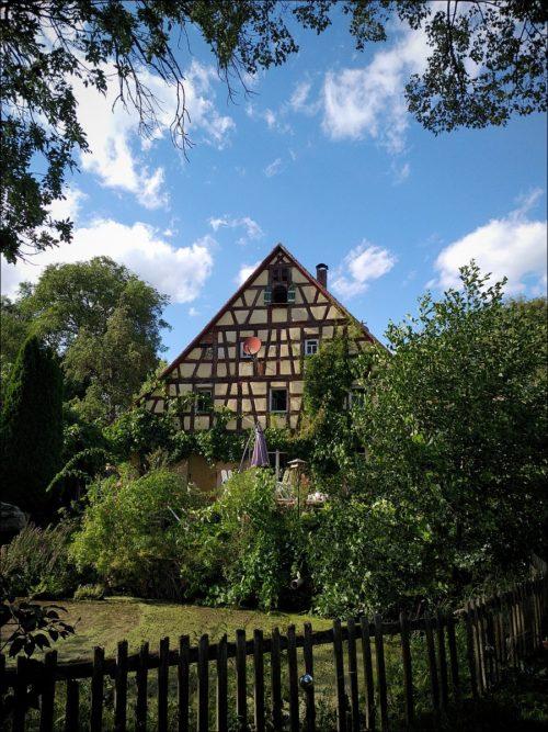 Fachwerkhaus im Landkreis Fürth